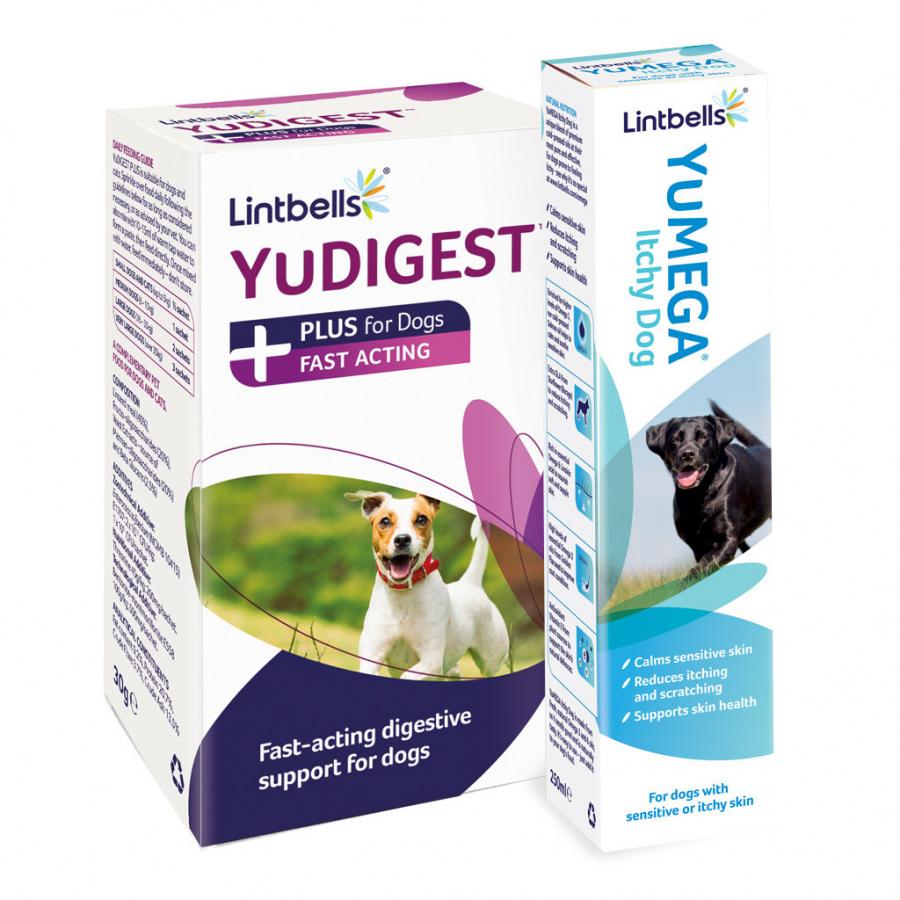 kis allergia csomag, Lintbells táplálékkiegészítő