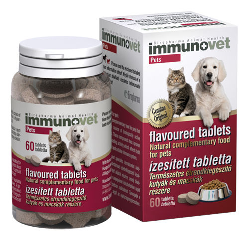 Immunovet tabletta